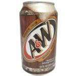 A&W Root Beer (American) - 355ml